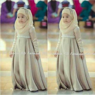 Baju Muslim Anak Perempuan Terbaru Dan Murah