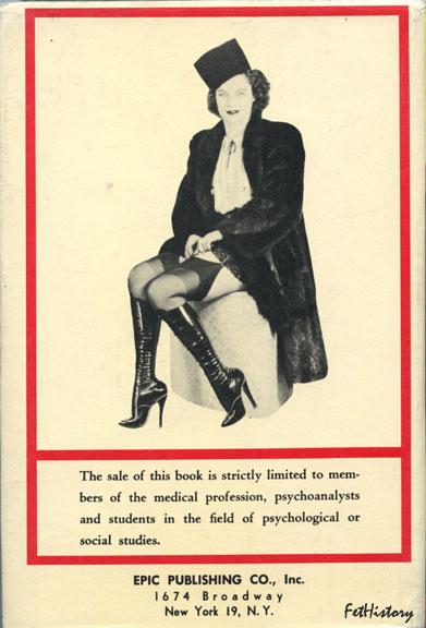 Charles Guyette, Leonard Burtman, Vintage Fetish, high heeled boots