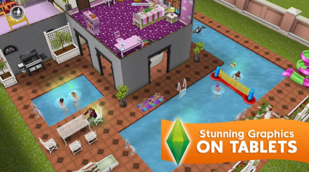 The Sims FreePlay v5.28.2 Mod Apk Terbaru Unlimited Money