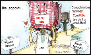 bailout funds for state governments