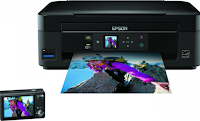 Belonging to the new Epson range of compact Multifunctions, SX435W offers private users convenient printing, scanning and copying capabilities combined with the flexibility of Wi-Fi connectivity and PC-free printing.