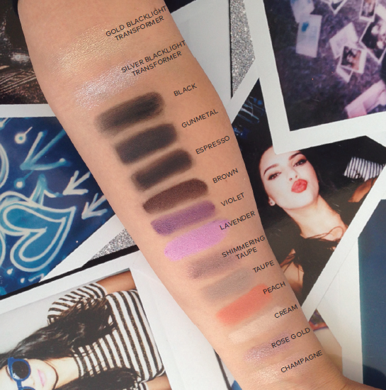 The Estee Edit Eyeshadow Palette Review & Swatches