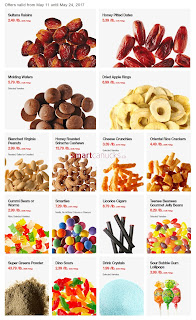 Bulk Barn Flyer May 11 to 24, 2017