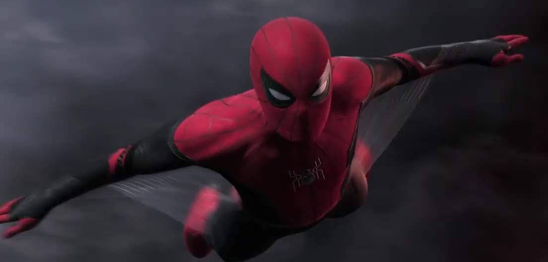 Japanese trailer for Spider-Man Far From Home : マーベルの少年ヒーロー映画の第2弾「スパイダーマン : ファー・フロム・ホーム」のジャパニーズ・トレイラー ! !