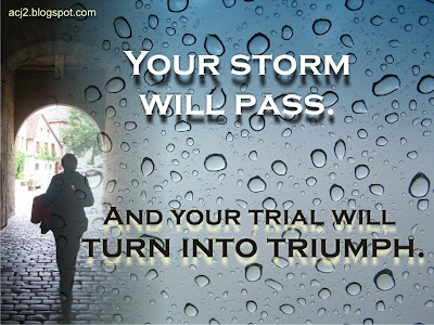 your storm will pass