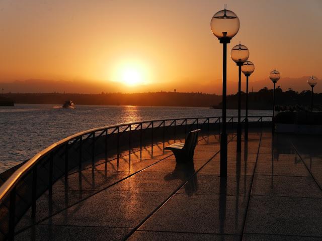 Sunrise Sydney Australia Bay