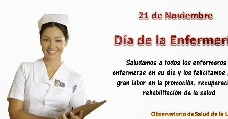 Observatorio De Salud Uba Feliz Día Enfermeros Y Enfermeras