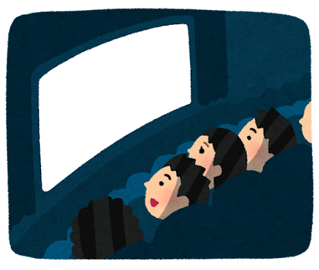 kandou_movie_eigakan 映画館でスマホ操作をする人が急増!?