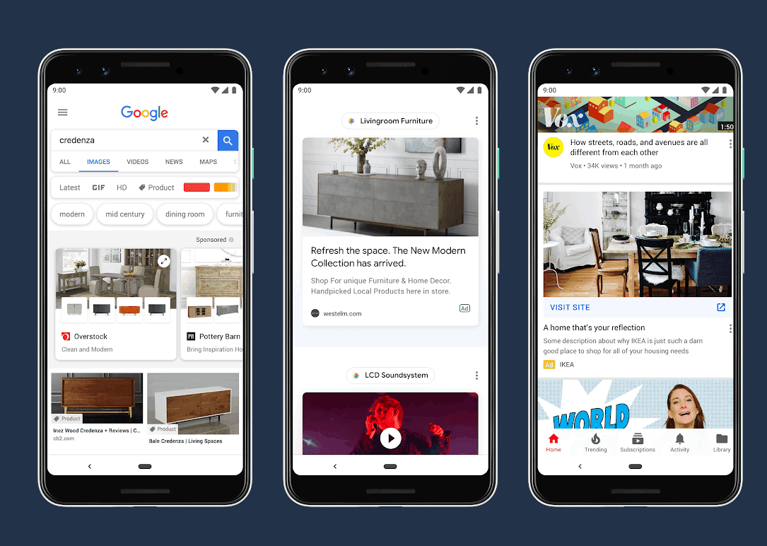 Google revamping Shopping hub and will let you buy products through YouTube videos and Discover feed