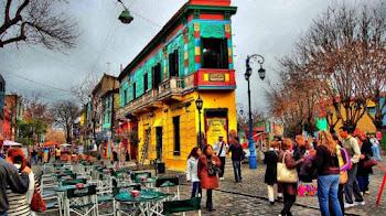 Que hacer o que visitar en Argentina