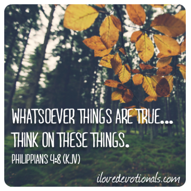 How I control my thoughts (& a free printable so you can do it too) | I  Love Devotionals by Wendy van Eyck