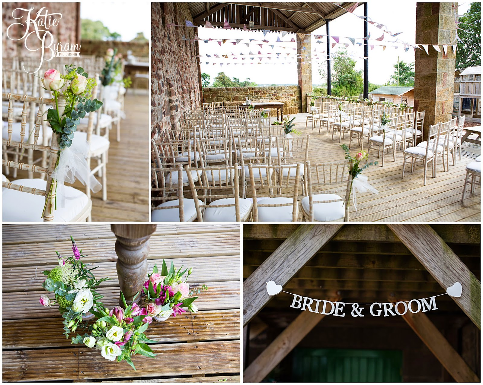Katie Byram Photography: Rustic & Fun Wedding At High