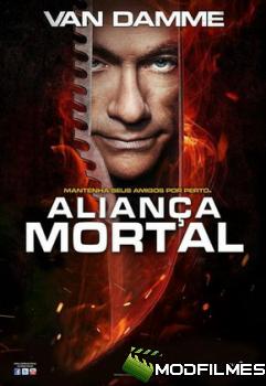 Capa do Filme Aliança Mortal
