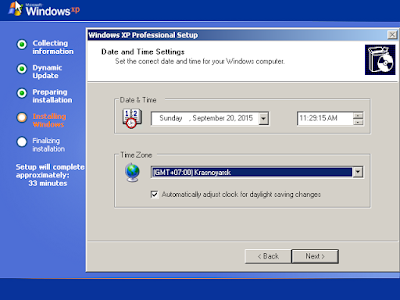 cara instal driver audio windows xp