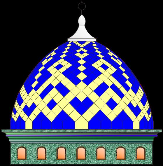 Desain Masjid Modern