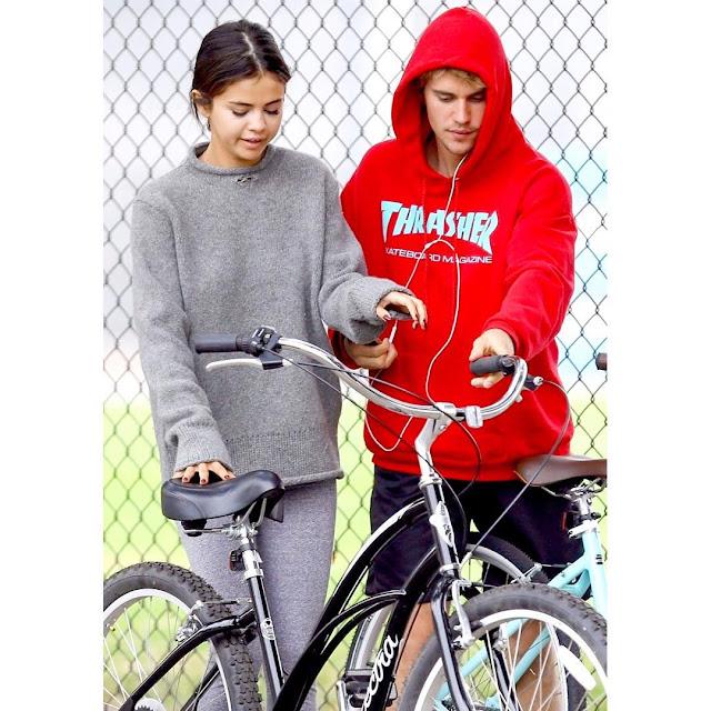 Bieber and Gomez
