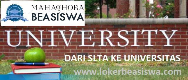 Beasiswa Mahaghora untuksiswa SMA SMK