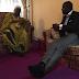 Throwback photo of Oba Adeyeye Ogunwusi with the late Ooni of Ife, Oba Okunade Sijuwade