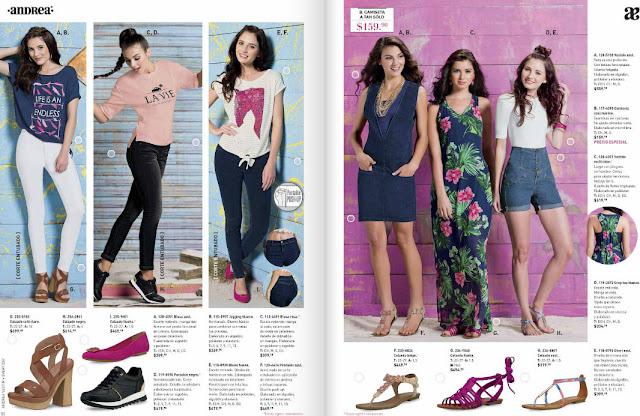 Andrea ropa | prendas de vestir verano 2016 : digital