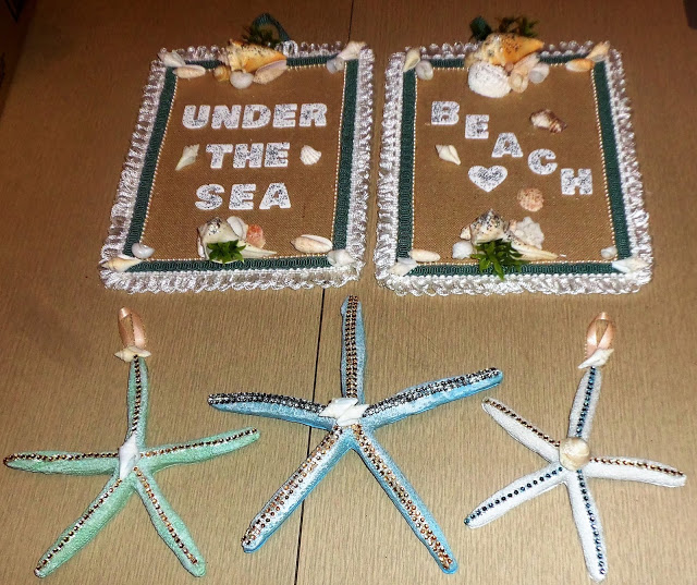 """Under the Sea"" Crafts, 2018"