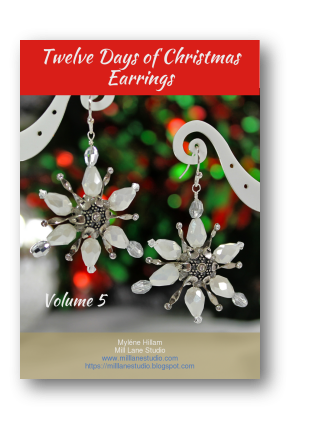 Edition 5 Twelve Days of Christmas Earrings ebook