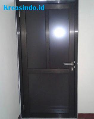 Daftar Harga Berbagai Macam Kusen Aluminium dan Pintu Aluminium Terbaru