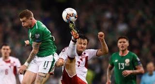 Hajar Irlandia 5-1, Denmark Tim Terakhir Lolos Piala Dunia 2018
