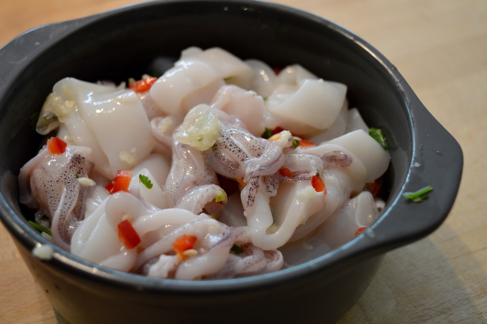 I Sea Pasta review, squid and seaweed pasta recipe, UK food blog, food bloggers