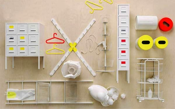 Get Organized With Ikea S New Sprutt Collection Poppytalk