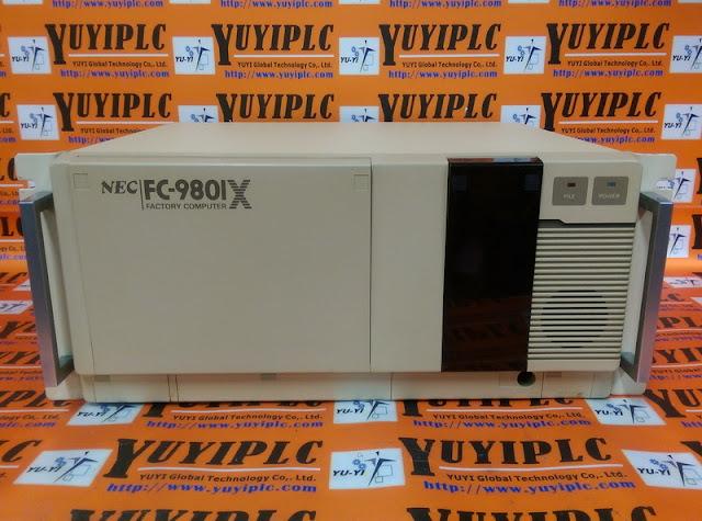 NEC FC-9801X MODEL 21 Industrial computer