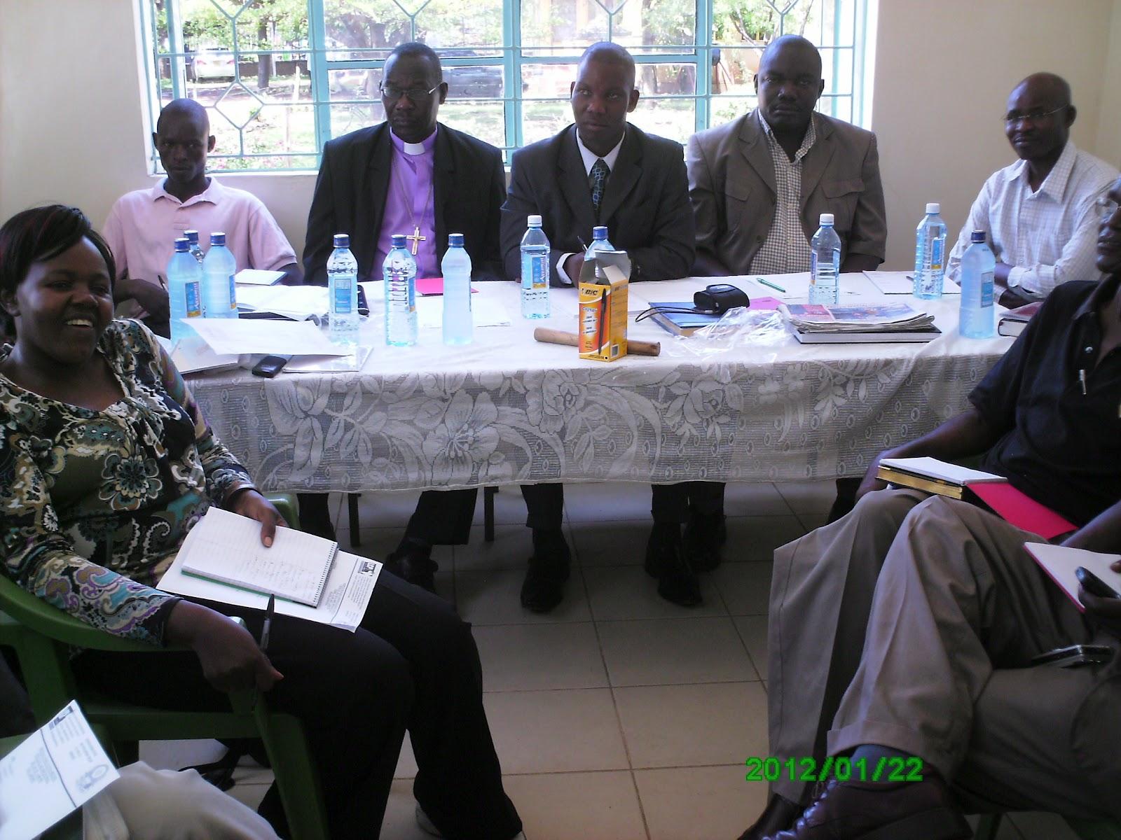Peace building process