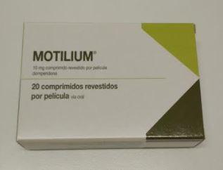 Motilium e os enjoos