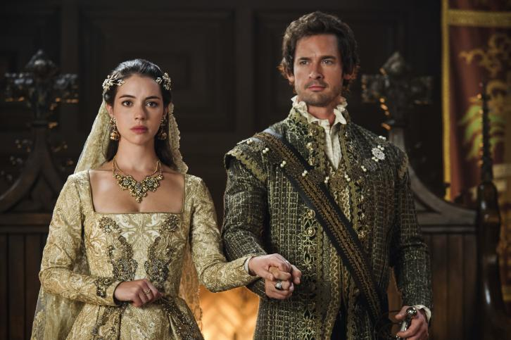 Reign - Episode 4.09 - Pulling Strings - Promos, Sneak Peek, Promotional Photos & Press Release