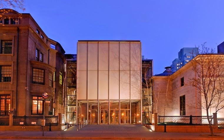 The Morgan Library & Museum Nova York