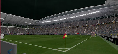 PES 6 Stadium Red Bull Stadium Europa League Version 2017/2018