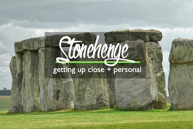 Stonehenge: Getting Up Close and Personal | CosmosMariners.com
