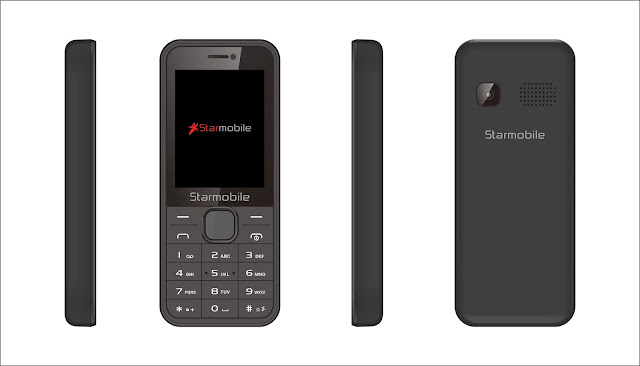 Starmobile FeatureSmart Evo 1 VoLTE smartphone