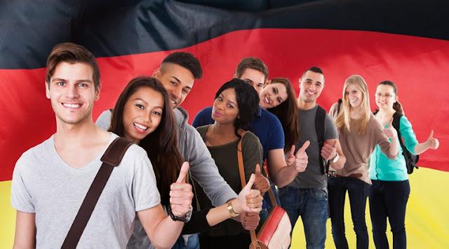 مستوى اللغة المطلوب للدراسة في ألمانيا للطالب العربي