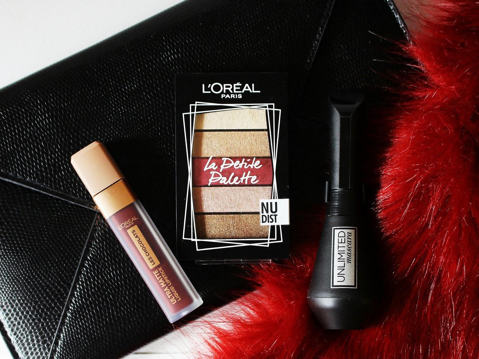Drámai L'Oréal sminkek
