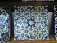 'Andalucia' range tile ('Bodegas'), by Fired Earth