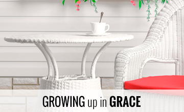 Growing up in Grace