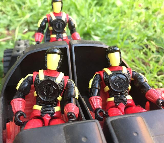 1993 Crimson Guard Commander, 1986 STUN