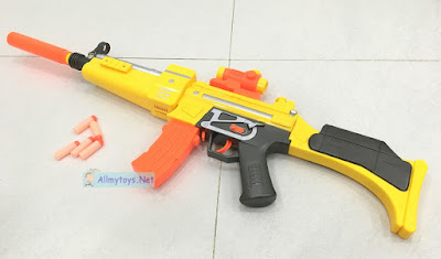 Mp5 Nerf toy gun