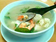 Potak Seafood Soup Thailand Recipe in 10 Minutes!