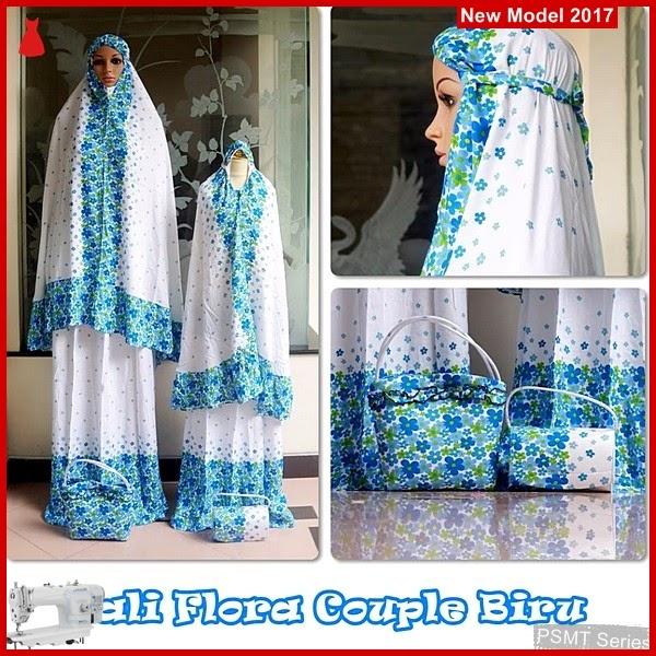 PSMT051A Mukena Bali Modis Biru Bagus BMGShop