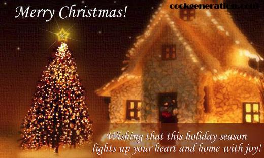 BEST Merry Christmas Wishes Images - Whatsapp Status Pics