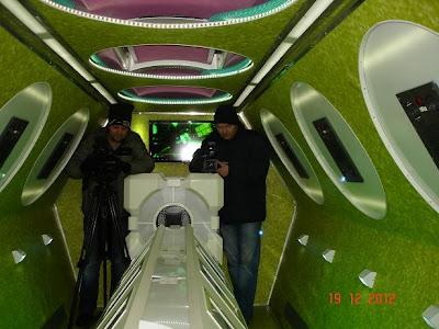 Laboratorul Verde sau naveta spatiala?