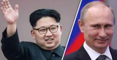 North Korea's Kim Jong Un Visited Russia