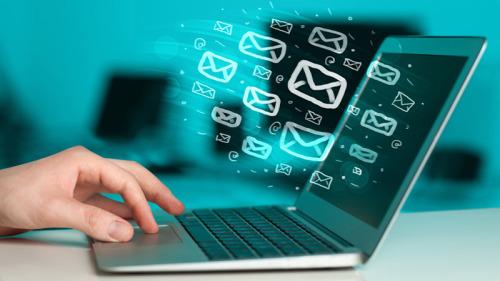 email domain sendiri