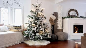 En esta navidad decora tu hogar con un diseño nórdico